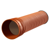 Гофрированная труба